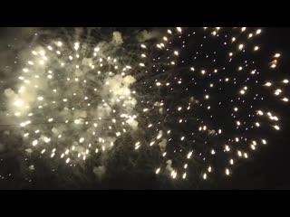 День города Стерлитамак. Салют ГДК