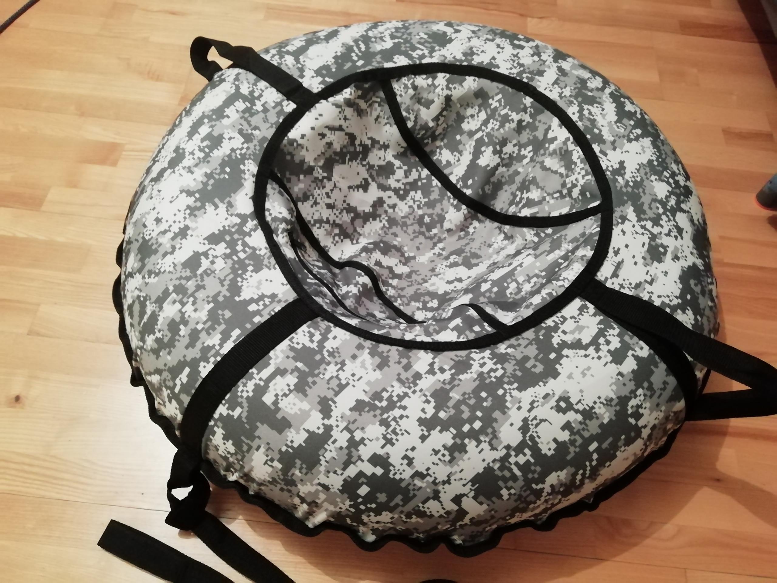 купить санки ватрушку тюбинг сноутьюб подушку плюшку для катания в самаре