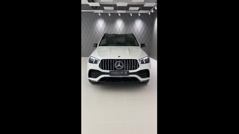 Mercedes-Benz GLE53 AMG SUV