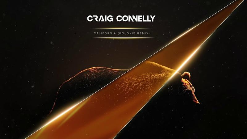 Craig Connelly featuring Cammie Robinson - California (Kolonie Remix)