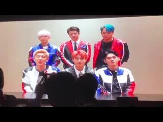 [video] 191210 exo @ 2019 korea tourism star awards ceremony