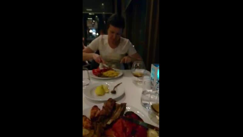 Итальянский ресторан в отеле