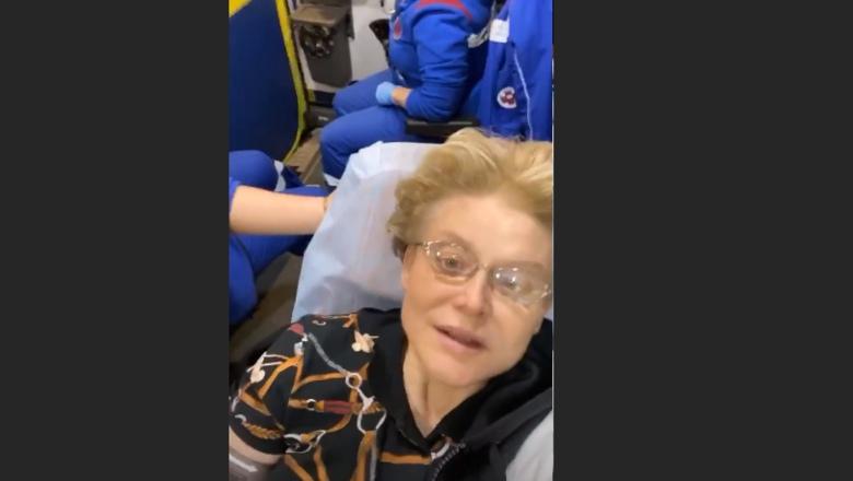 Выступавшая за повышение пенсионного возраста Елена Малышева госпитализирована.
