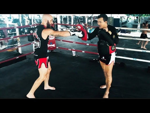 Advanced Footwork Drills Angles For Muay Thai