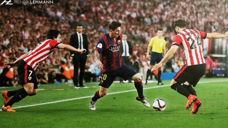 Lionel Messi's ICONIC Performance vs Athletic Club | 30.05.2015