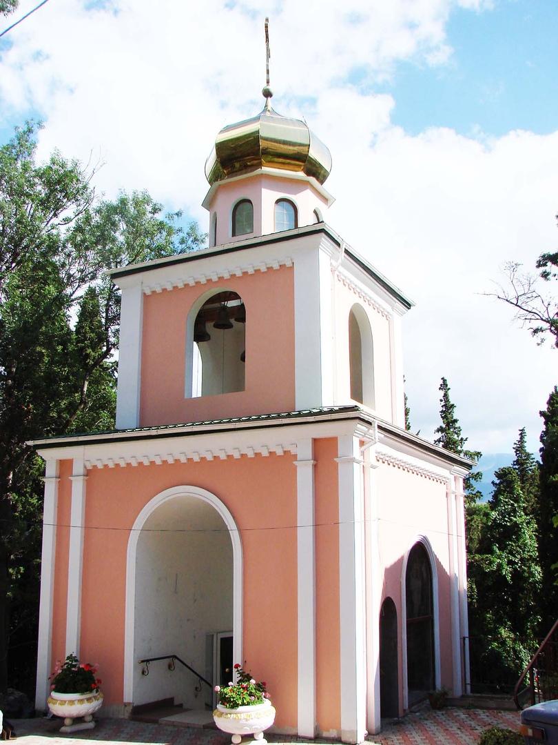 Помощь Храму Воскресения Христова оказал отель Yalta Intourist в праздник Светлой Пасхи
