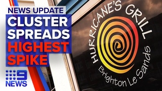 Update: Casula cluster spreads, Victoria records highest single day cases