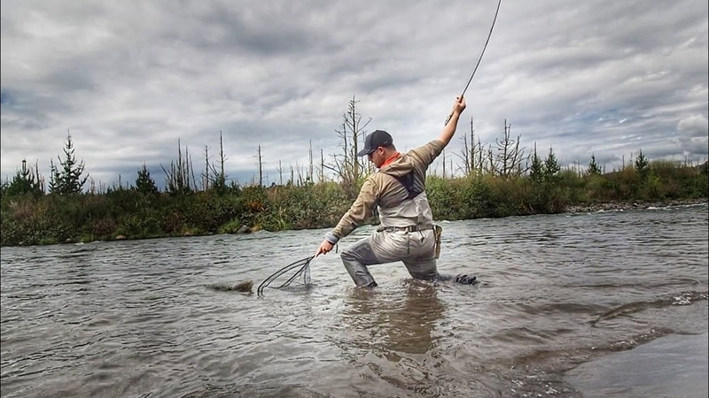 The Fly Fishing Grand Slam Nymph, Swing, Dry Fly! All in one day.