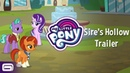 My Little Pony Sire's Hollow Trailer