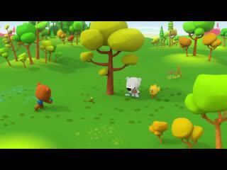 Ми-ми-мишки  2 сезон  146 серия - Лесной хулиган