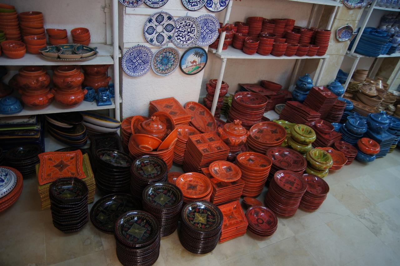 Керамика в тунисе сусс фото