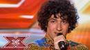 Look what I found από τον Γρηγόρη Τσαβδαρίδη Grego Auditions X Factor Greece 2019