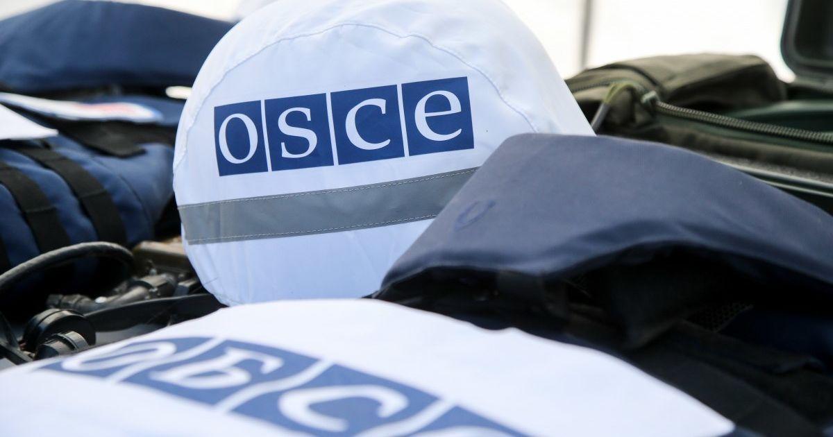 Боевики не дали въехать миссии ОБСЕ в Ясиноватую и Новую Марьевку