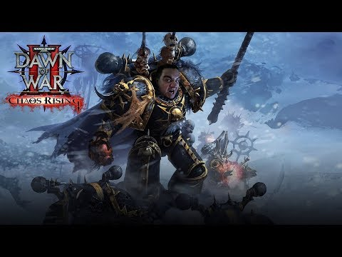 [18] Шон играет в Dawn of War 2 - Chaos Rising (PC, 2010)