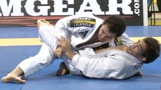 Marcelo Garcia VS Lucas Leite / World Championship 2011