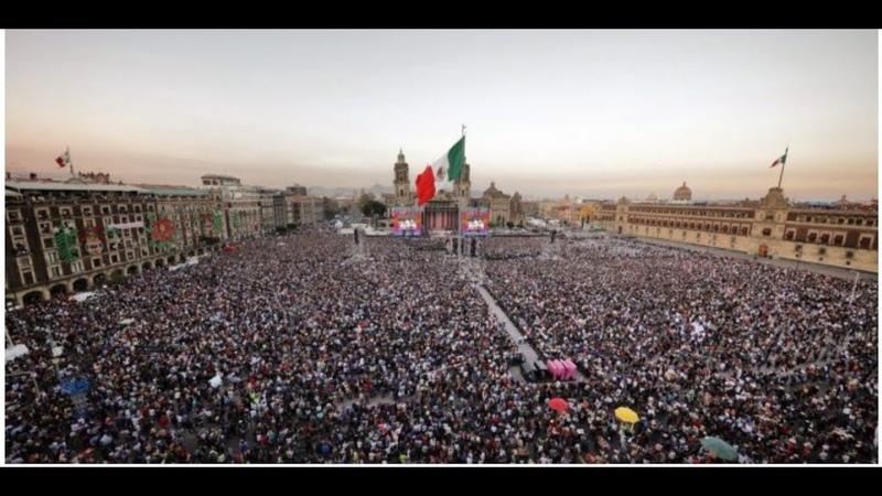 AMLO SIN CORRUPCIÓN MÉXICO ES MINA DE ORO PARA FINANCIAR DESARROLLO Y BIENESTAR DEL PUEBLO