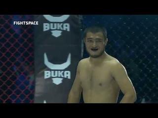 GFC 20: Авлиехон Хамидов (Узбекистан) — Луиз Фильо (Бразилия)   ММА