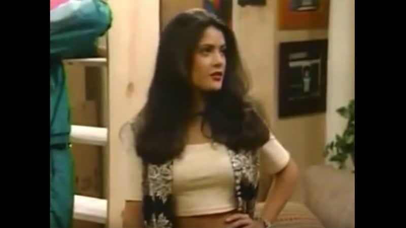 2 серия | Сальма Хайек в ситкоме «Шоу Синбада» (1993)