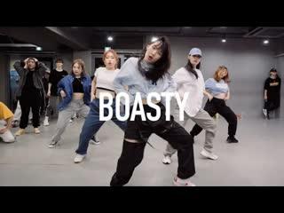 1million dance studio boasty wiley, sean paul, stefflon don ⁄ woonha choreography
