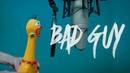 Billie Eilish bad guy Rubber Chicken Cover Chickensan