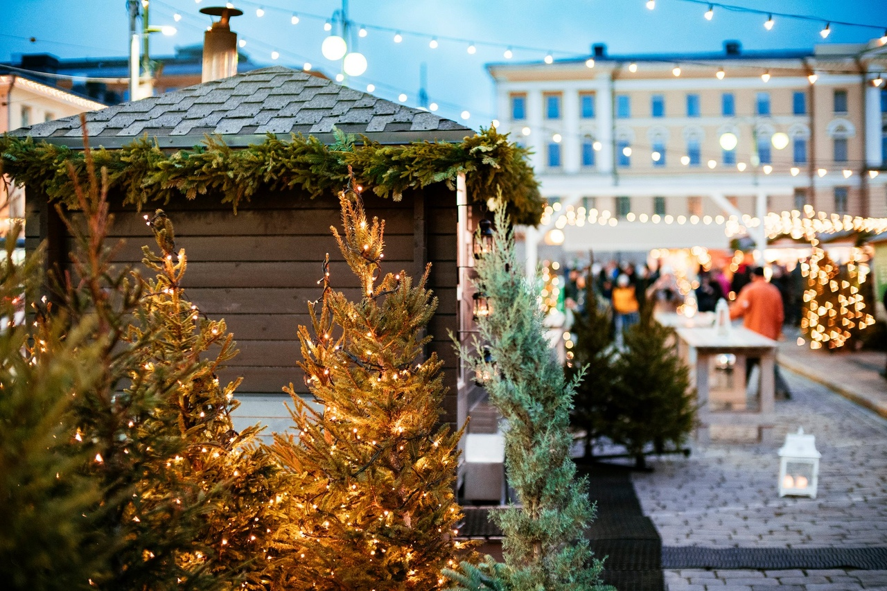 под рождественские ярмарки в хельсинки фото спальня