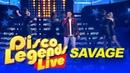 Savage Disco Legends Live Concert