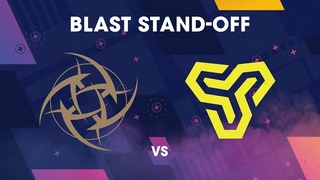 BLAST Istanbul 2018 - BLAST Stand-Off NiP vs. Space Soldiers | Presented by Twitch