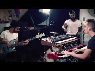 "J3po trio ""dovetail"" ft. lenny the ox and antoine katz"