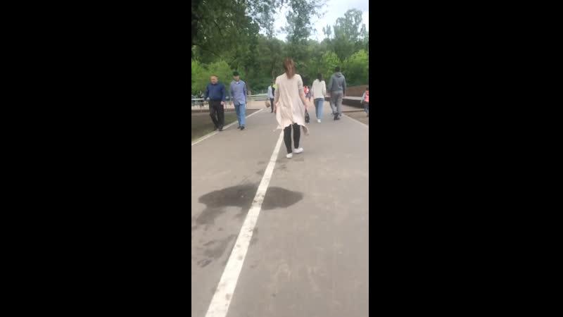 Вело прогулка в Балашихинском городском парке