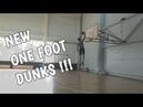 Raw dunk session 5'11 dunker 9'8 rim