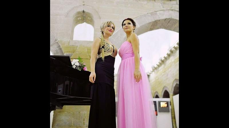 Serenada J Hatze Violeta Arsovska sopran Marija Maksimova piano