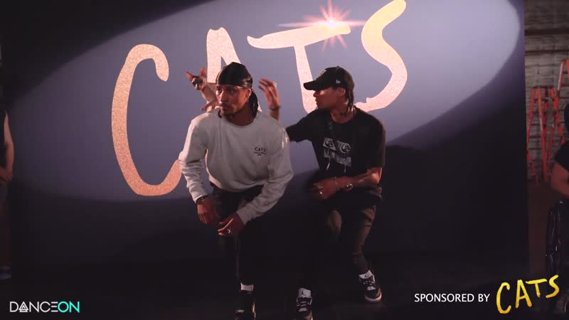 Cats The Movie Macavity Les Twins dance class