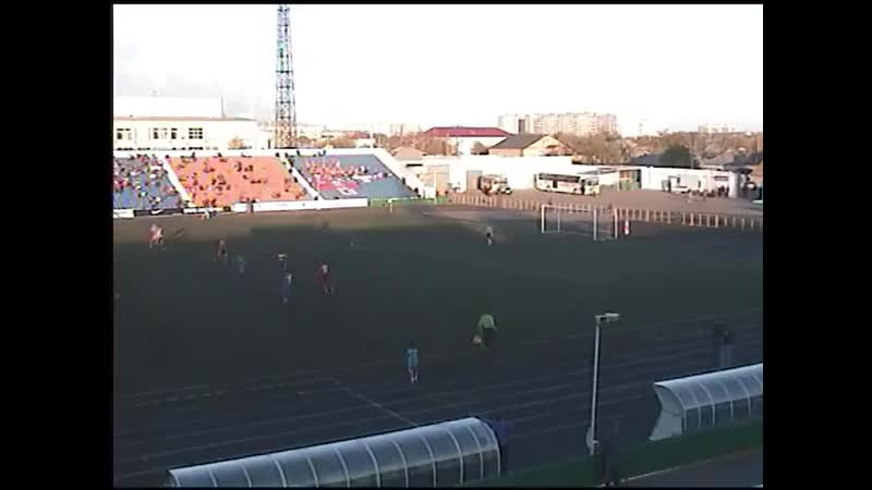 Второ гол Даскалова игра с Шахтой 7 05 10