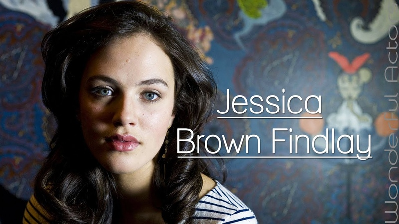 Jessica Brown Findlay Time Lapse Filmography Through the years Before and Now