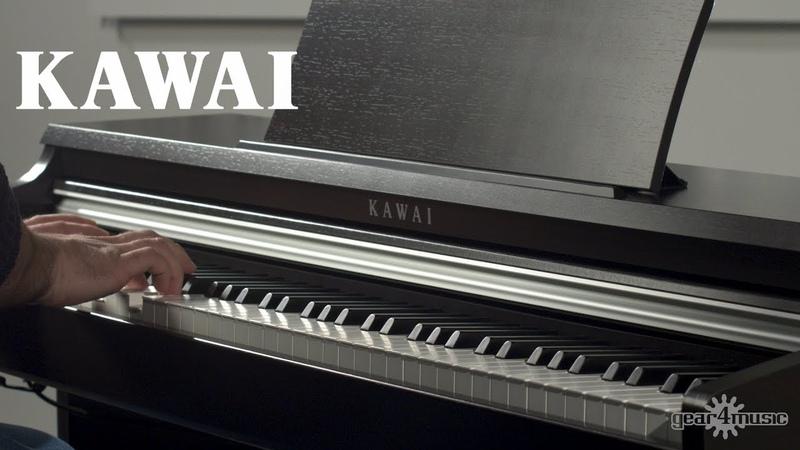 KAWAI KDP110 Digital Piano Demonstration