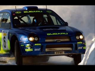 Subaru: легенда WRC