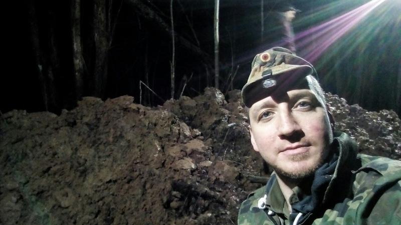Коп по войне Днём и ночью копаем огромный немецкий блиндаж Search of subject of ww2