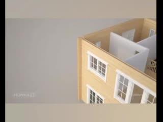 Каркасный дом - как это делается
