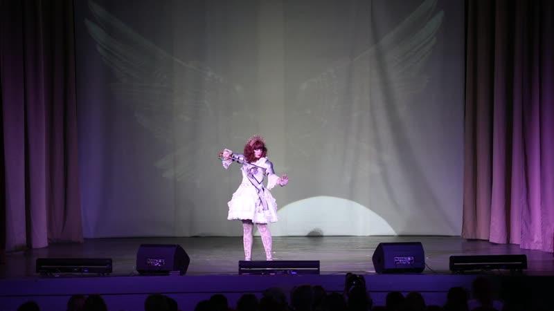 Joker say smile (Ростов на Дону) - Gothic Lolita Fashion - J-Rock Конвент 2019
