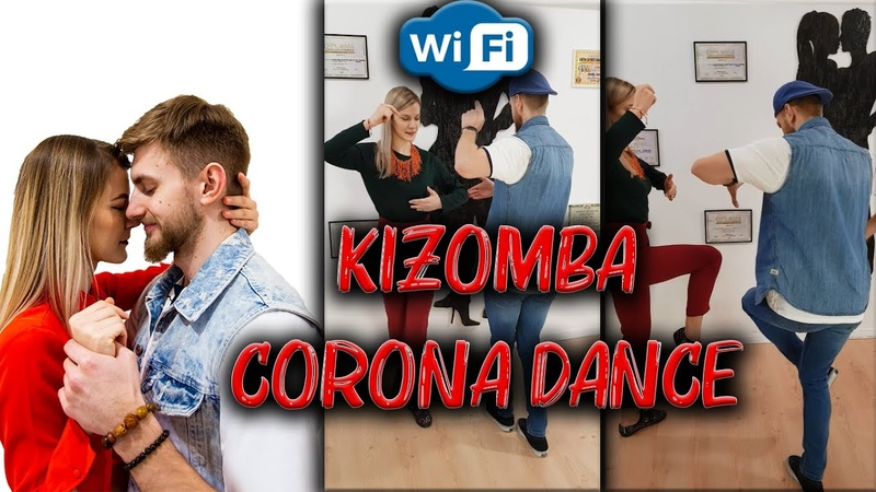📶 Wi fi Kizomba Corona Dance Armand Lavinia Kizomba 2020