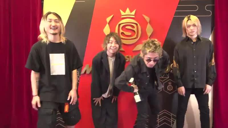ONE OK ROCK SSMA 2020 Red carpet