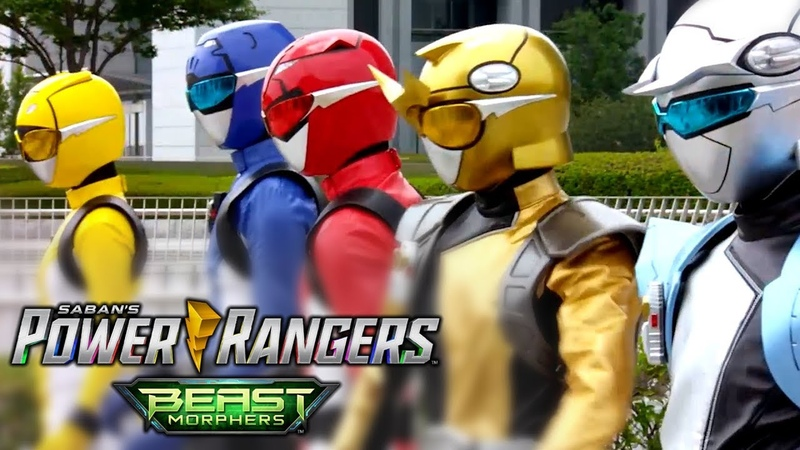 Power Rangers Beast Morphers Alternate Opening 2