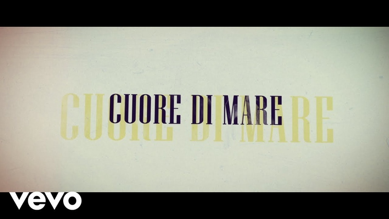 Jacopo Cuore di mare Official Lyric Video