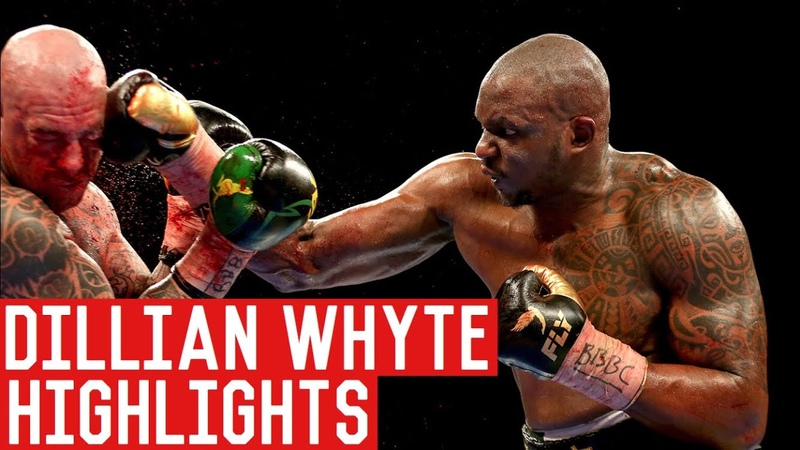 Dillian Whyte Highlights