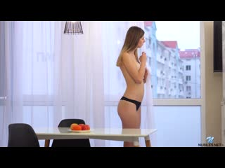 Sandra Phoenix - Young Beauty  Big Boobs, Puffy Nipples, Shaved Pussy, Tall Girls, Panties, Fair Skin, 1080p