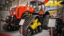 Новый трактор МТЗ 3525 на гусеничном ходу - новый взгляд на технологии в сельском хозяйстве