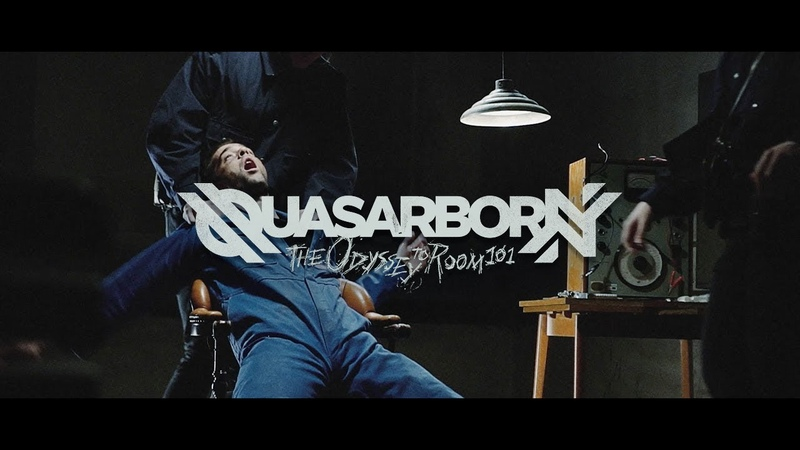 Quasarborn The Odyssey to Room 101 Official Video