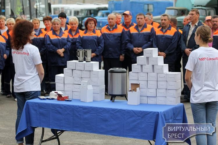 """IT-компания помогла Бресту быстро прийти в """"форму"""" после гуляний в честь 1000-летия города"""