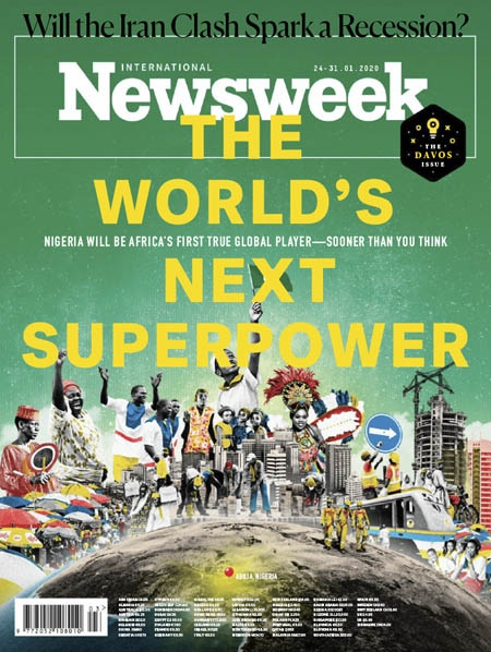Newsweek International - 24.01.2020