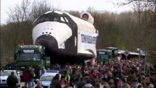 Буран БТС-002  путь в Германию